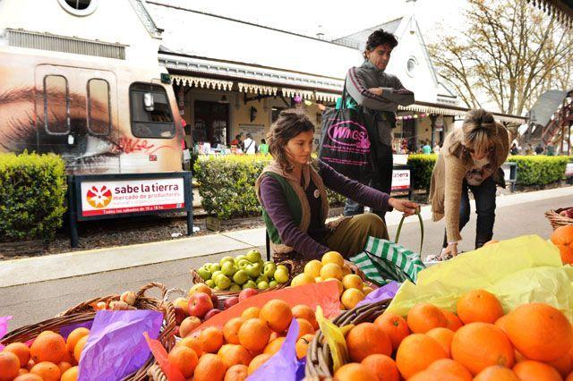 Mercado Sabe la Tierra, San Fernando. Bs. As. 10/09/2011 foto Alfredo Herms