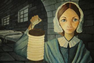 """FLORENCE NIGHTINGALE: LA MUJER QUE LE DIJO """"NO"""" A SUS PADRES Y REVOLUCIONÓ LA ENFERMERÍA"""
