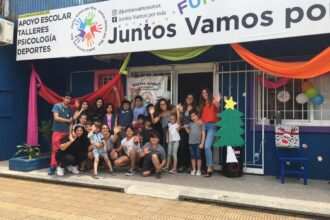 JUNTOS VAMOS X MÁS: LA ONG QUE LE ENSEÑA A NIÑOS, NIÑAS Y ADOLESCENTES A VIVIR EL FÚTBOL DE FORMA SANA